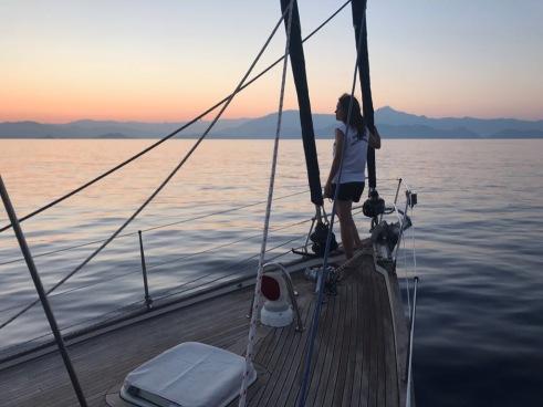 Our boat Khoka Moya