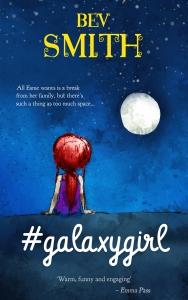 Galaxygirl Cover_BevSmith_#Galaxygirl_Kindle