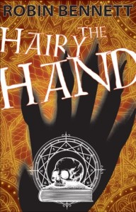 the hairy hand cover