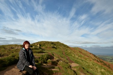 thumbnail_Claire on Skirrid