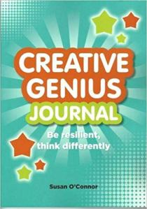 Creative Genius Journal cover