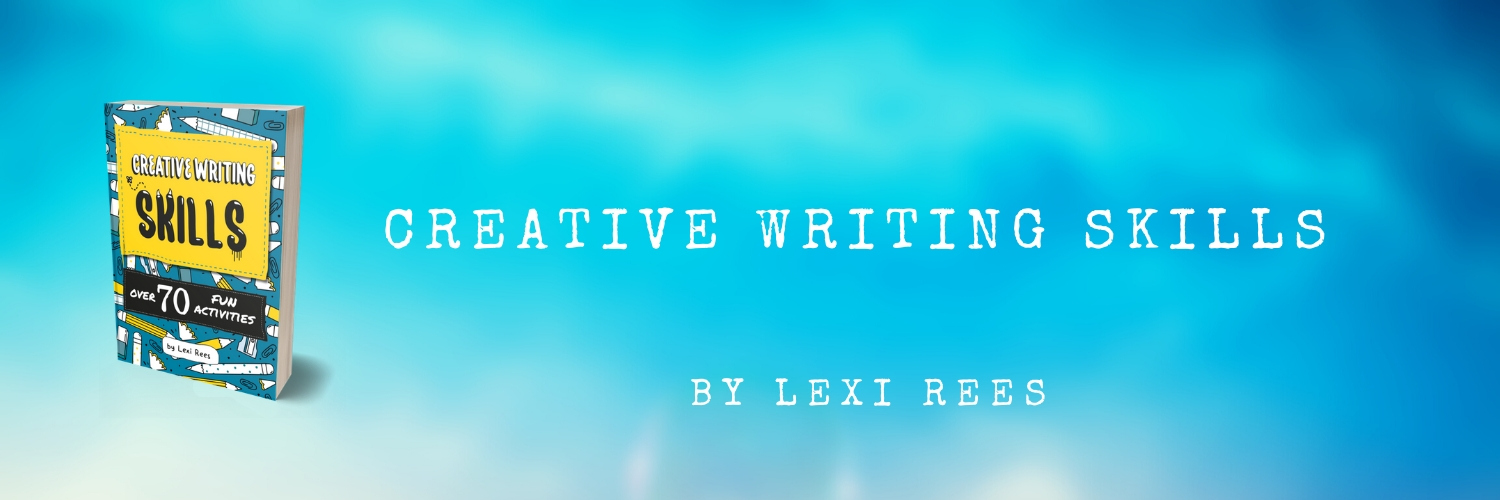 creative writing banner