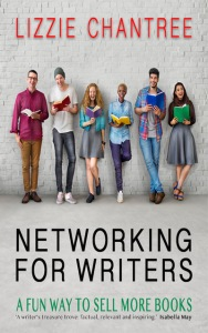 Networking for writers book cover
