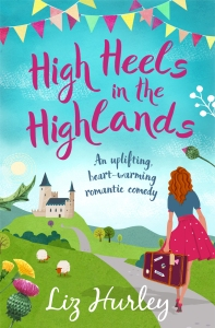 High heels in the Highlands book cover